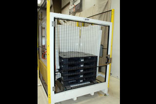 QComp automated pallet dispenser slide 6