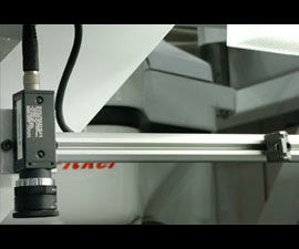 QComp robotic Palletizing vision guided system photo 7